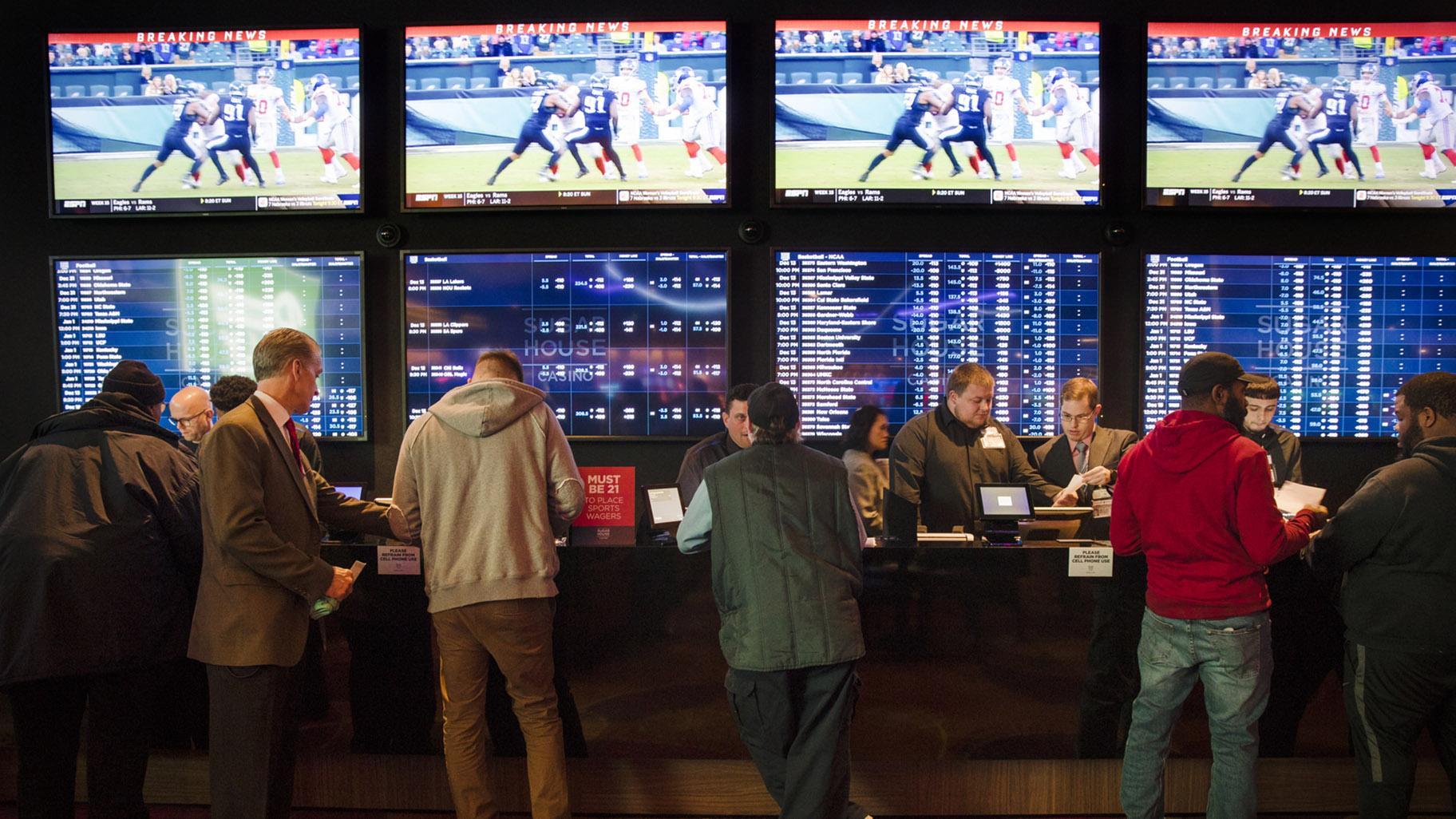s b a sports betting