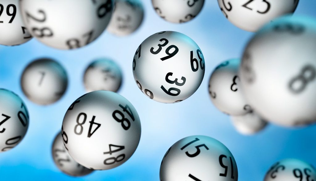 Lottery Website